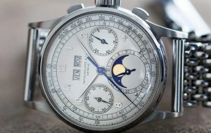 Buying guide for expensive set of watches like Patek Phillipe for your use