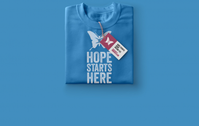 Reinstate Hope by Wearing Women's Christian T-Shirts