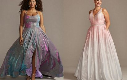 An ultimate guide for plus size formal dress shopping