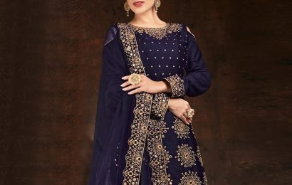 Redefine Your Style with a Punjabi Suit