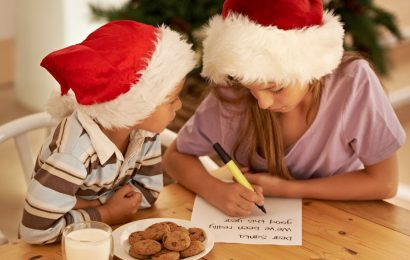 Benefits of Letter Writing for Santa
