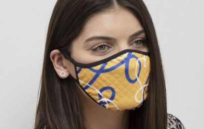 Go with fashion and use customized face masks