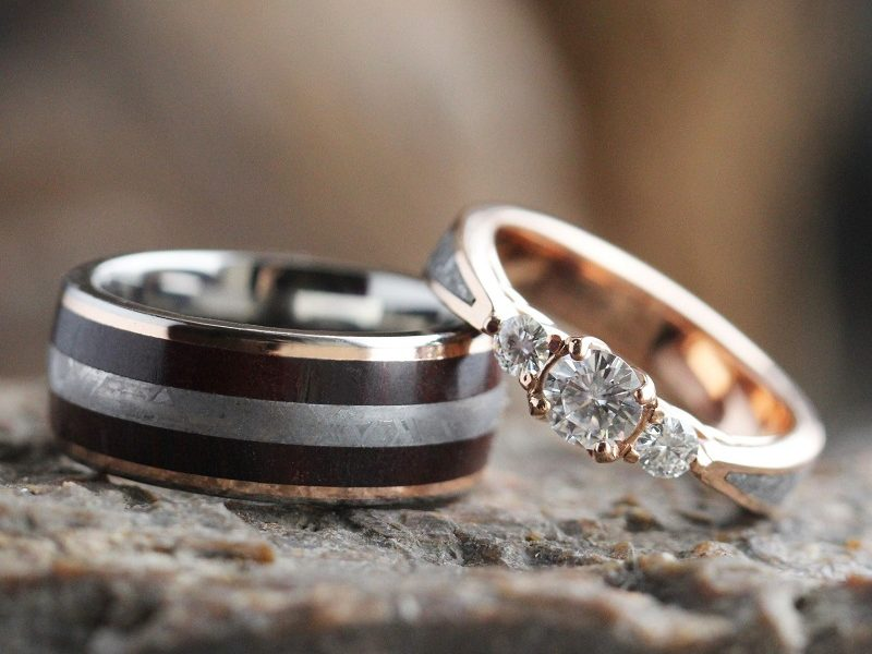 Choose Camo Wedding Bands for Your Wedding or For Other Occasions